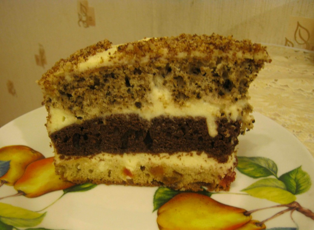 Торт генерал рецепты с фото пошагово