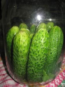 Быстрый способ маринования огурцов, пошаговый рецепт с фото