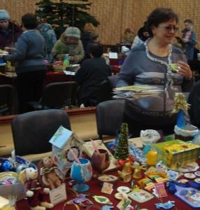 Новогодняя выставка в Старой Купавне