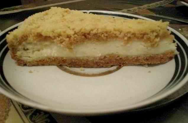рецепты королевский торт с творогом